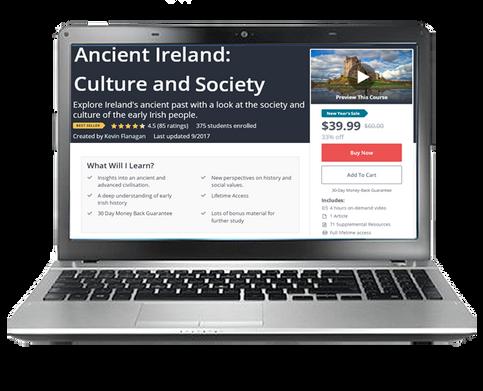 online-course-ancient-ireland