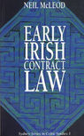 Brehon Laws, Irish History, Ancient Ireland, Contract Law, Eoin McLeod