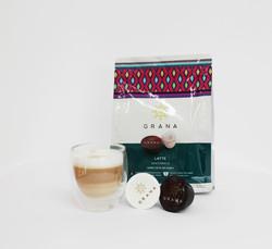Café Latte Grana Dolce Gusto