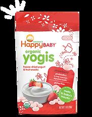 Happy Baby Alimentos organicos par bebes Guatemala