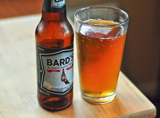 Cerveza Bards sin gluten