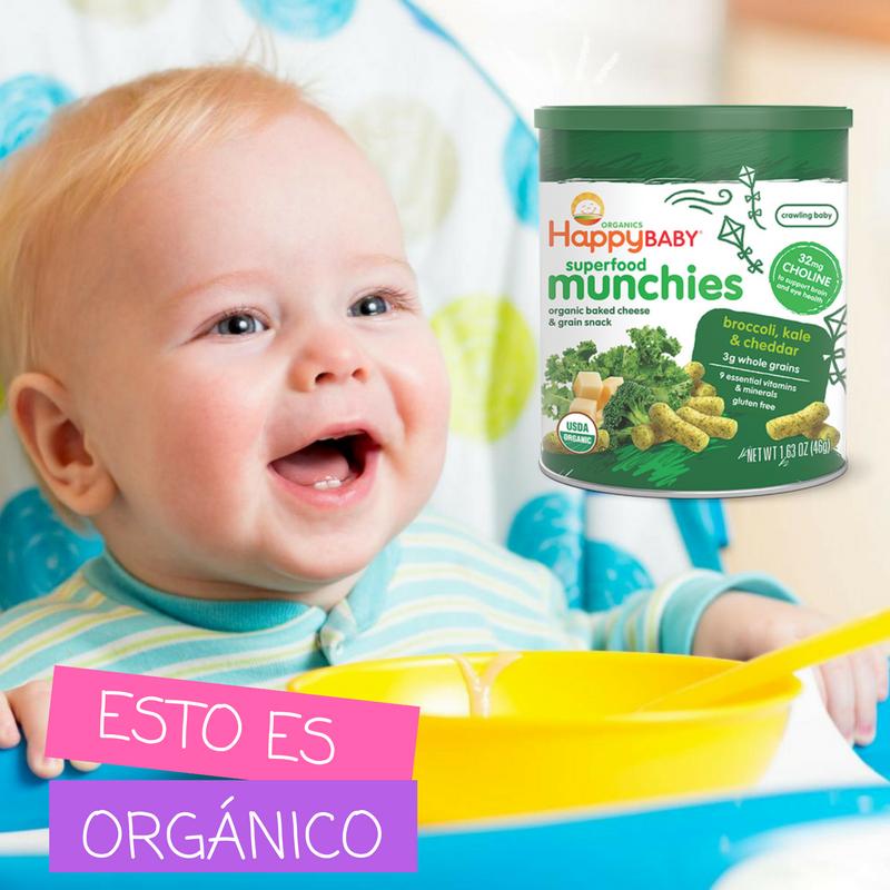 Munchies | Happy Baby | Japi