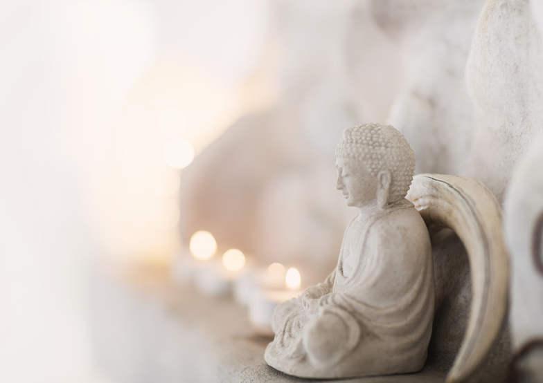 Buddha staty