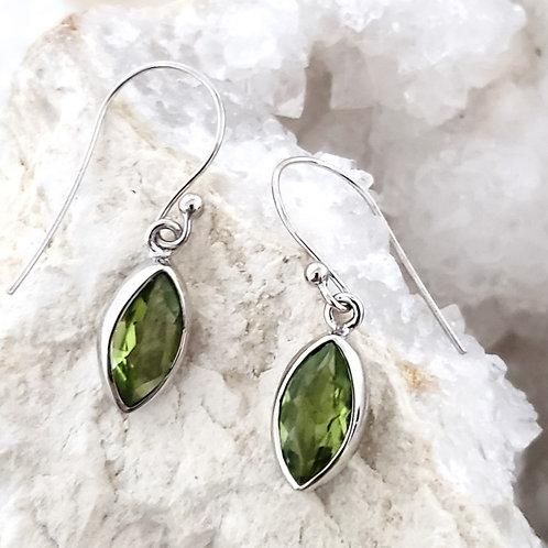 Marq Peridot Earrings