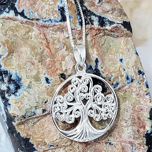 Jana Tree Of Life Pendant & Chain