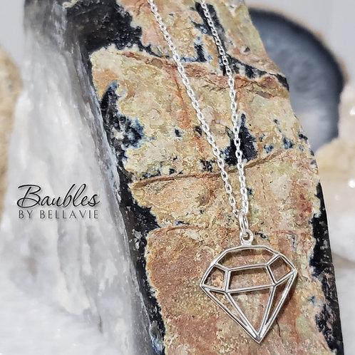 Gemma Pendant & Chain