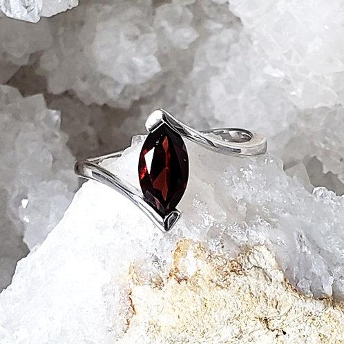 Gabriella Garnet Ring