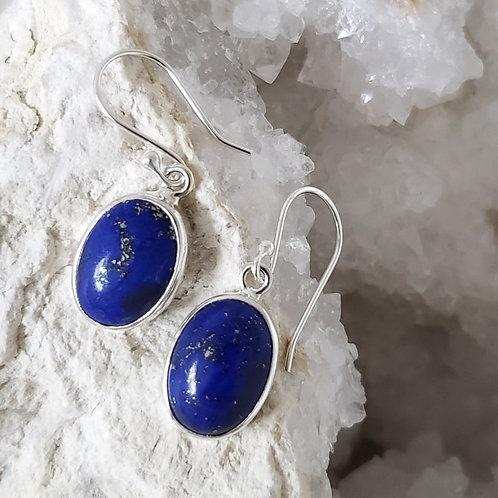 Melanie Lapis Lazuli Earrings