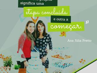 Lottici Realizando Sonhos: Ana Júlia Pretto