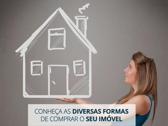 CONHEÇA AS DIVERSAS FORMAS DE COMPRAR O SEU IMÓVEL