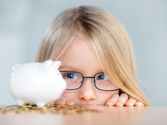 Investimento para crianças
