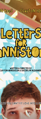 Letters for Anniston (2019)