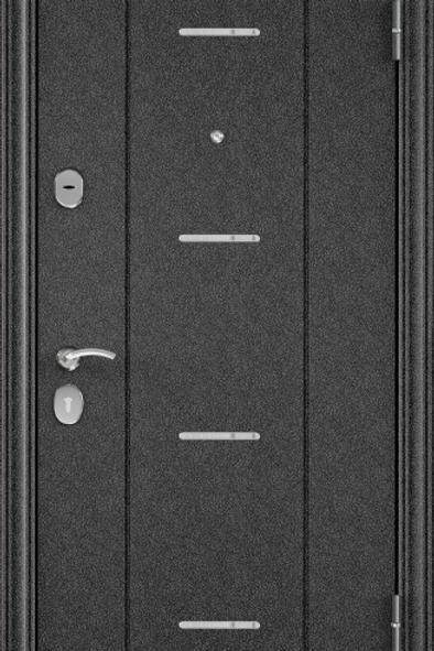 Входная стальная дверь Torex DELTA-M12 COMBO