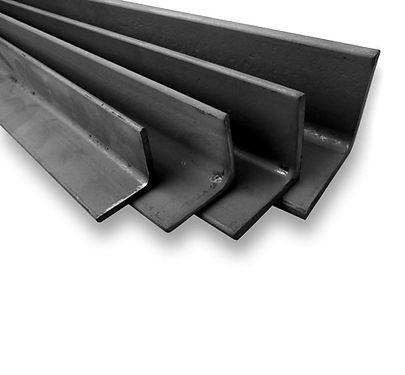 уголок металлический разной толщины