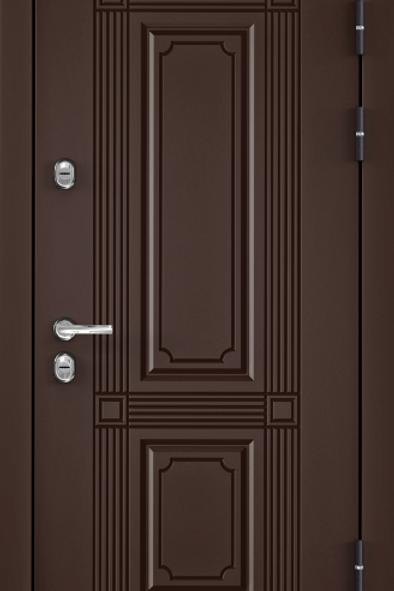 Входная стальная дверь Torex SNEGIR 45PP