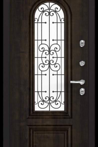 Входная стальная дверь Torex SNEGIR COTTAGE 02