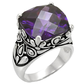 https://www.realimpostersjewelry.com/product-page/bali-inspired-15x15-mm-19-carat-square-amethyst-cz-stainless-steel-size-5-10