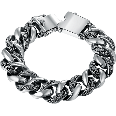 Stainless steel bracelet Real Imposters Jewelry
