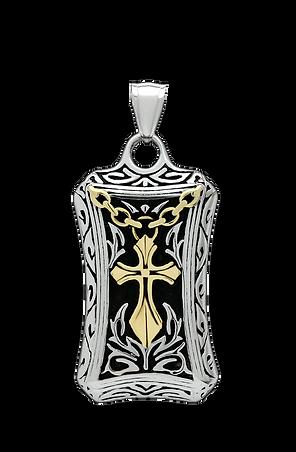 Celtic pendant stainless steel