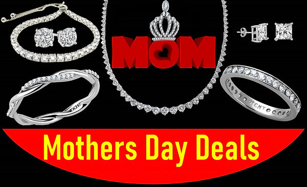 Mothers day deals banner sale