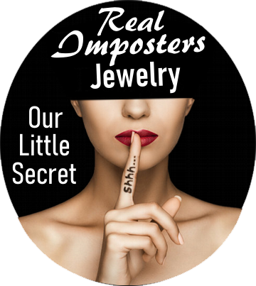 Real imposters jewelry.Subscribe