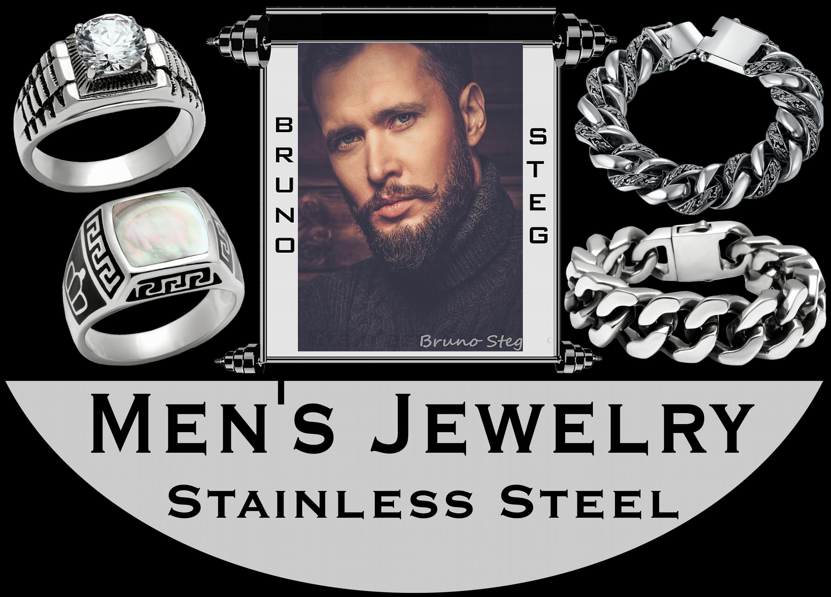 https://www.realimpostersjewelry.com/mens-stainless-steel-jewelry
