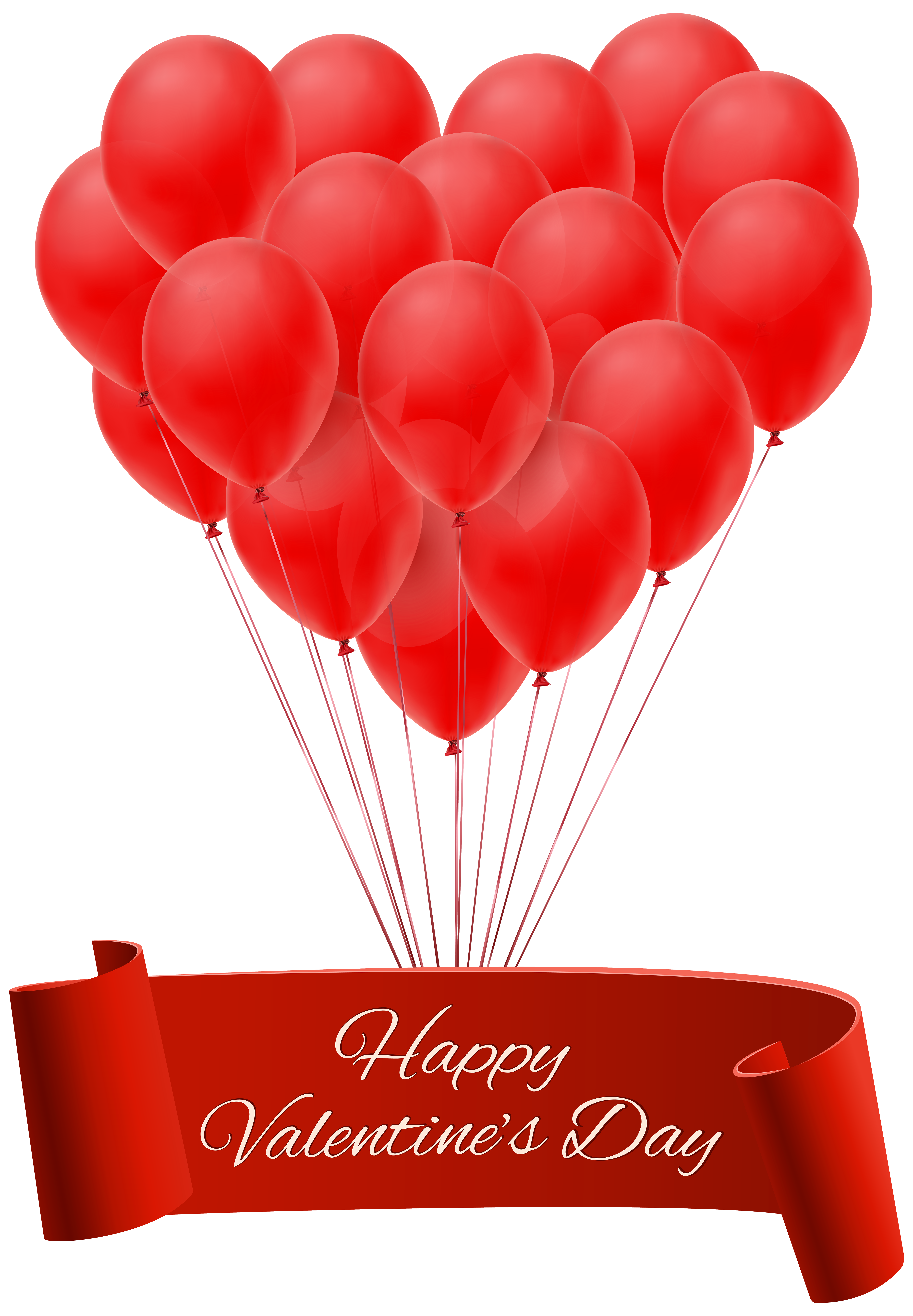 valentines ballons