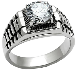 Stainless steel ring Collections Real Imposters Jewelry