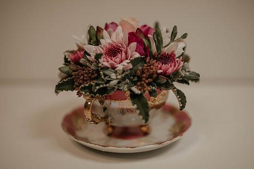 Tea Cup Blooms