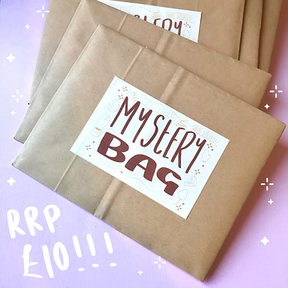 Mystery Bags RRP £10