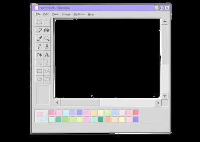 MS Paint 98 in Purple
