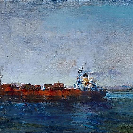 Έκθεση Ζωγραφικής: Θάλασσα όπως έρως (3/6)