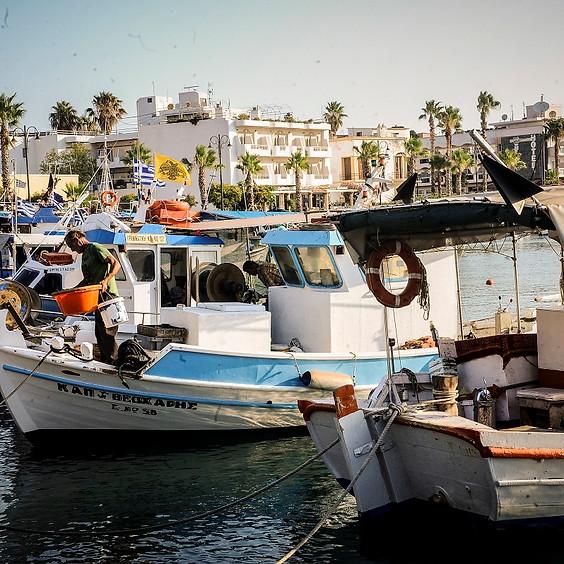 Ο Αλιευτικός Τουρισμός στα Δωδεκάνησα