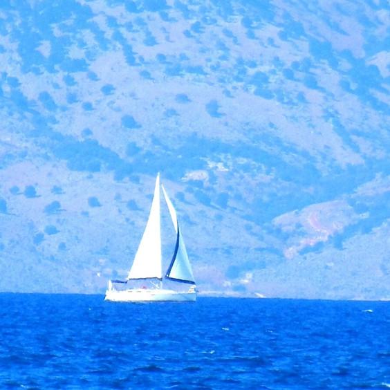 Άσπρα καράβια τα όνειρά μας