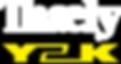Thaely Y2K Logo