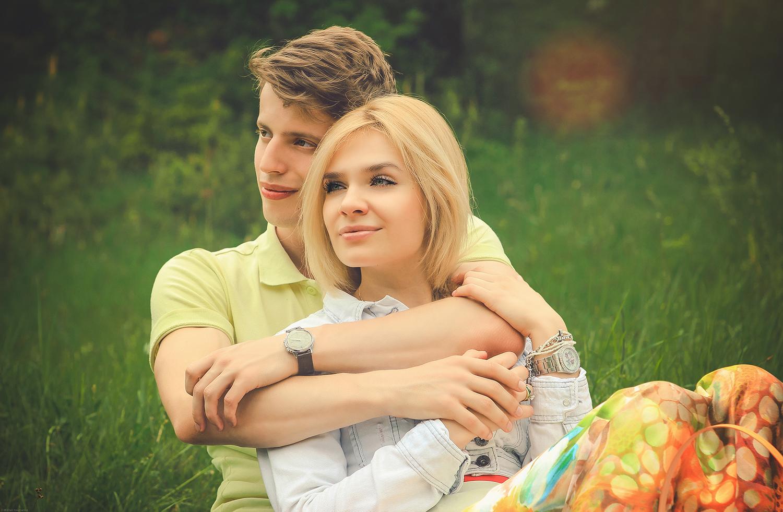 Вероника и Виктор