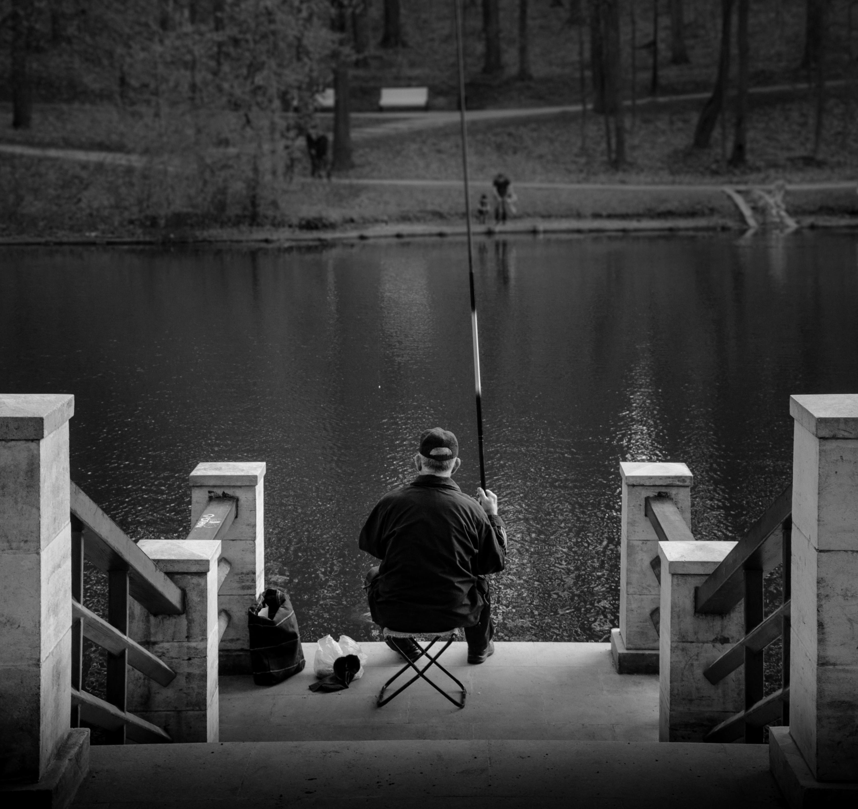 Fisherman (рыбак)