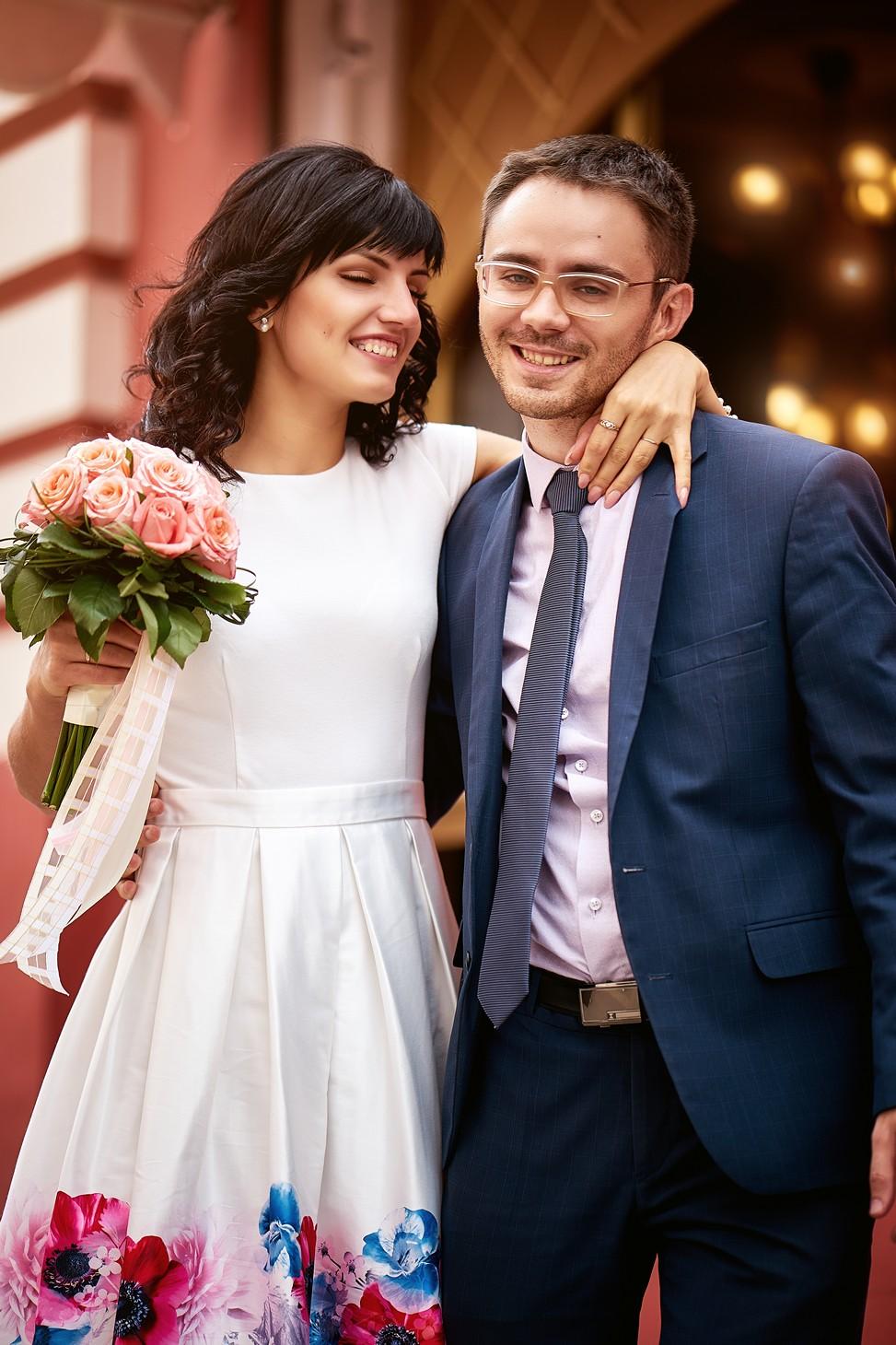Виталий и Марина
