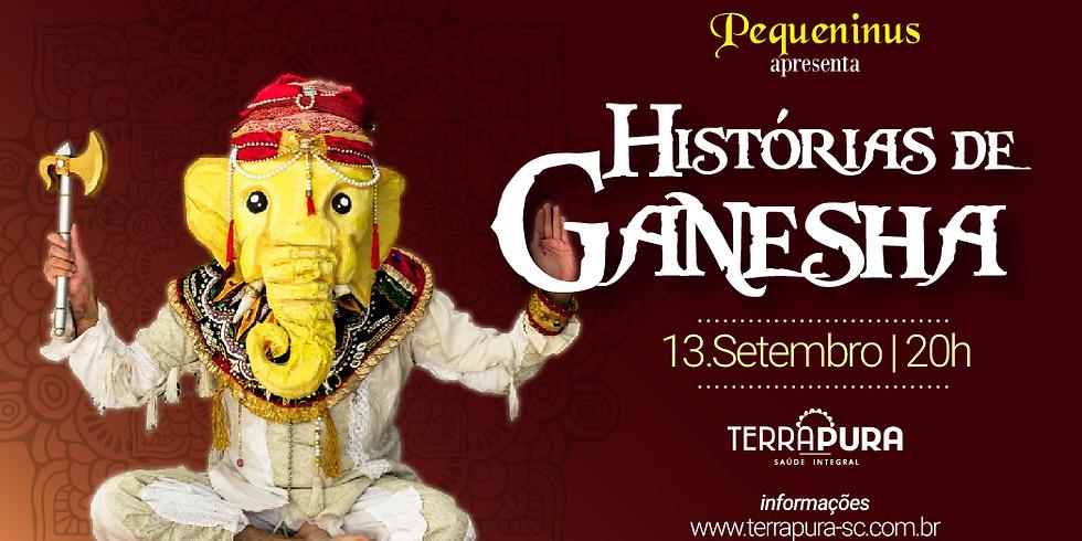 Histórias de Ganesha