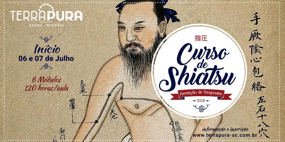 Curso de Formação de Terapeutas de Shiatsu