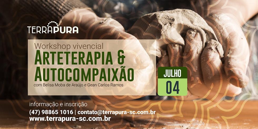 Arteterapia e Autocompaixão - Workshop Vivencial
