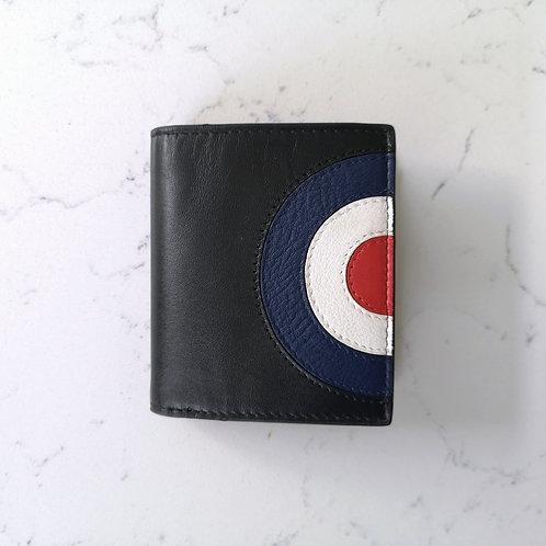 Black Target Wallet