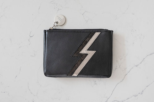 Metallic Ziggy Purse