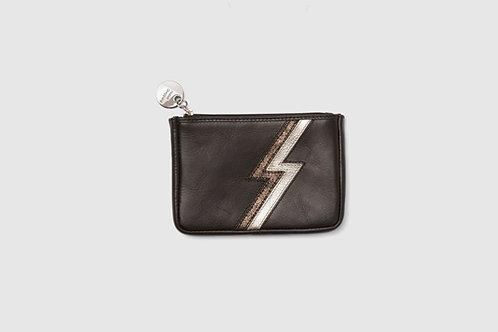 Metallic Ziggy Purse