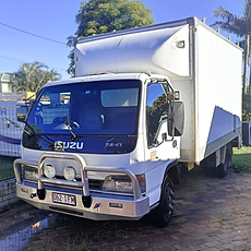 commercial truck full cleaning service
