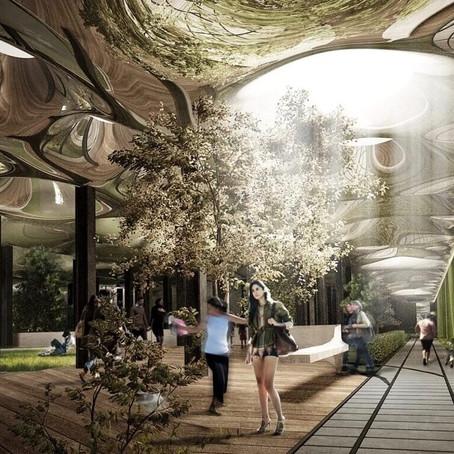 In New York entsteht der erste unterirdische Park der Welt