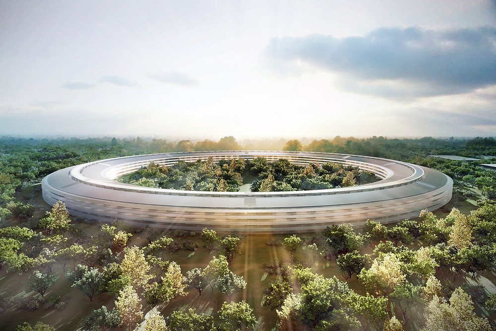 Apple Park Design