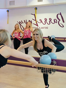 Barre Express at Barre Envy