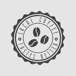 Rockford Buzz Coffee Badge