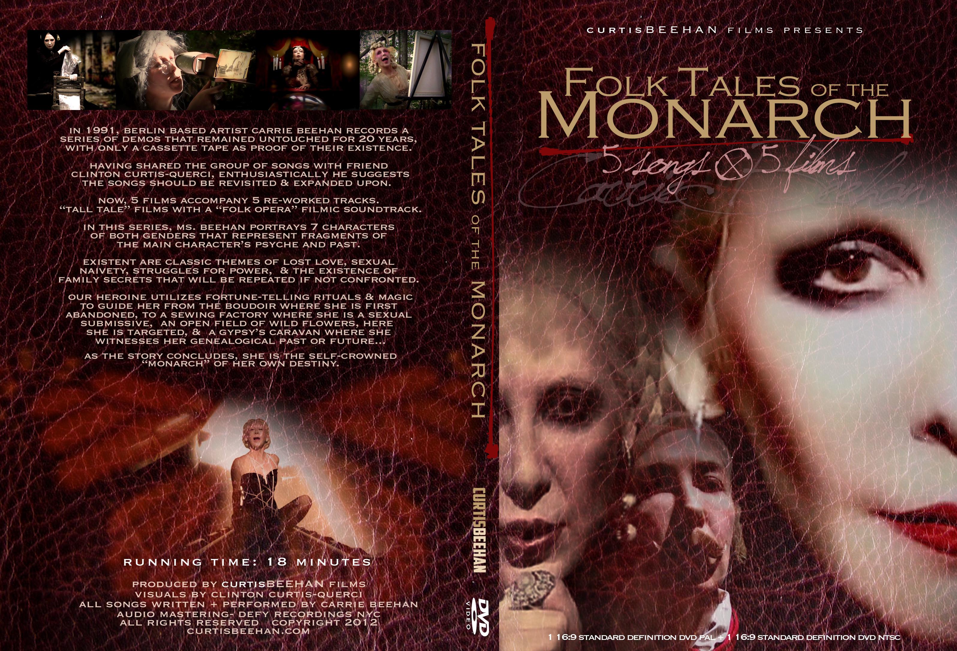 FTOM DVD ART